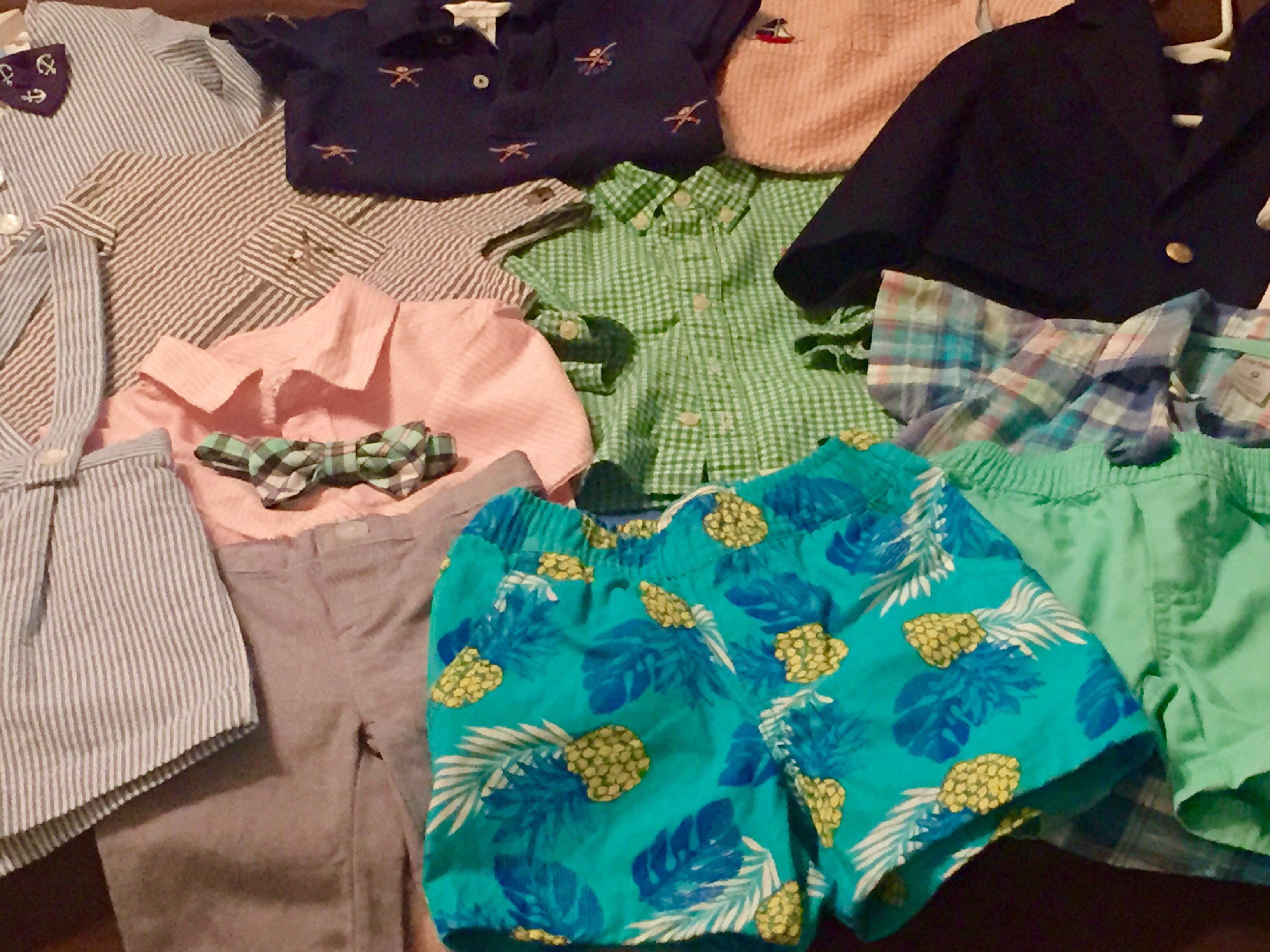 5 Tips to Effortless Baby Packing