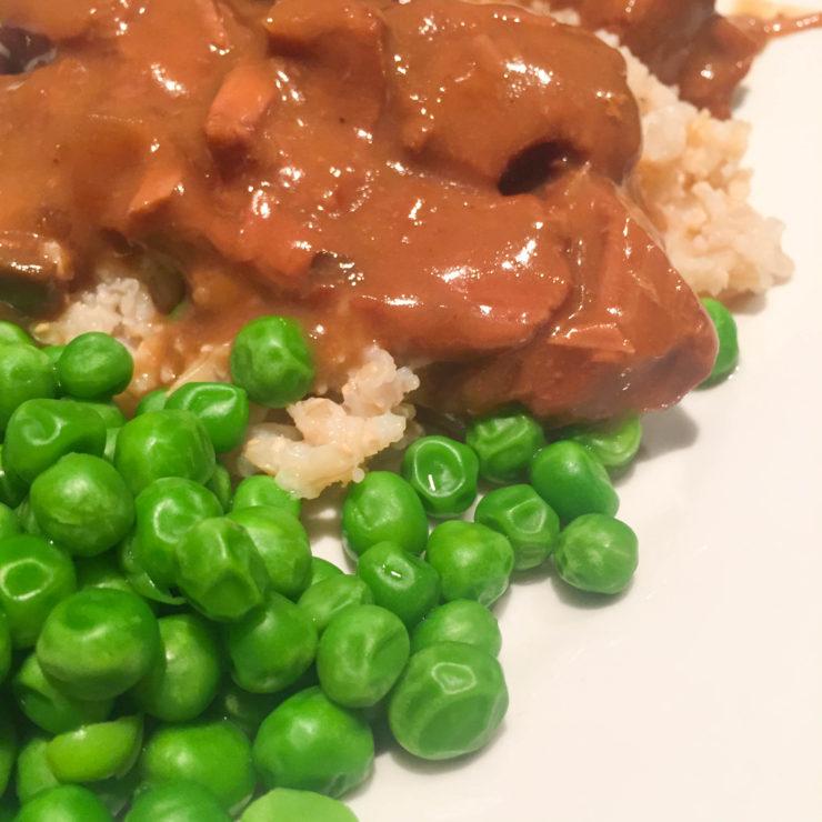 5 Minute Prep - Crock-Pot Beef Tips
