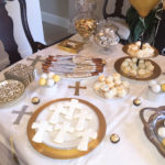 D's Baptism Party (Theme: Gold & Silver)