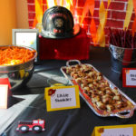 A Fiery First Birthday Party!!