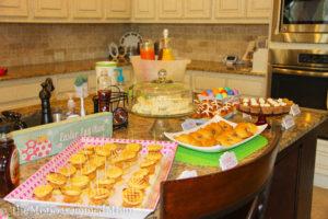 Petite Treats Easter Brunch!