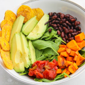 Taco Tuesday Inspired Buddha Bowl {Vegan} {Vegetarian}