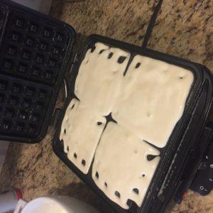 Grandpa Pals' Sunday Morning Waffles