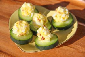 "Bacon Egg Salad ""Sliders"" {Whole30} {Paleo}"