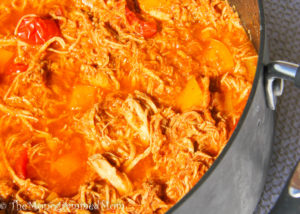 Chicken Taco Soup {Whole30} {Paleo}