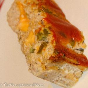 Gluten-free Chicken Meatloaf