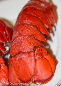 Lobster Roll Wraps {Whole30} {Paleo} {Gluten-free}