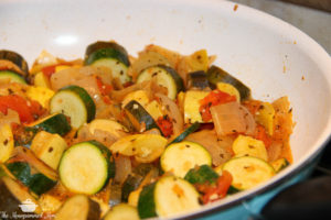 Ratatouille {Whole 30} {Paleo}