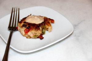 Gluten-Free Salmon Cakes {Whole30} {Paleo}