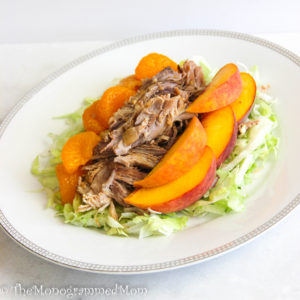Slow Cooker Pork Carnitas {Whole30} {Paleo}