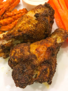 Southwest Whole30 Wings {Paleo}