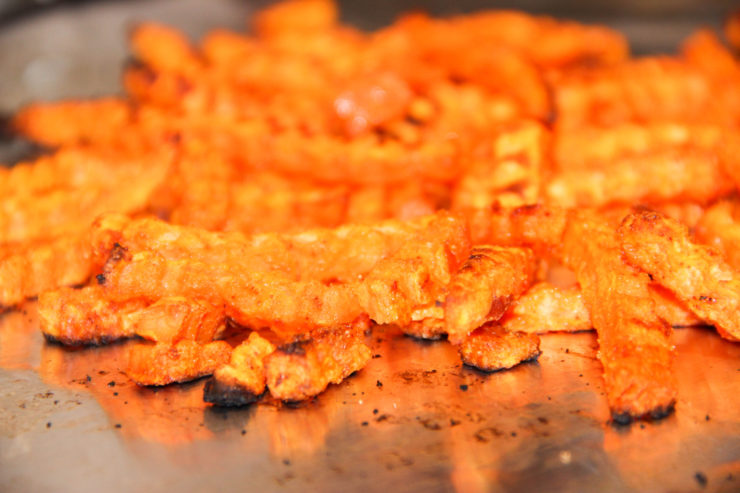 Sweet Potato Fries {Whole30} {Paleo}